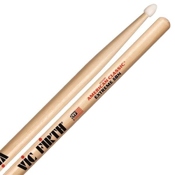 Vic Firth Vic Firth American Classic - Extreme 5BN - Nylon Tip Drumsticks