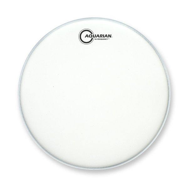 "Aquarian Aquarian Hi-Frequency Series Texture Coated 14"" Drumhead"