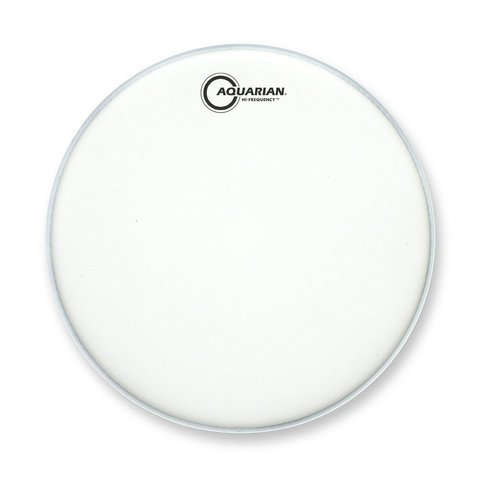 "Aquarian Hi-Frequency Series Texture Coated 13"" Drumhead"