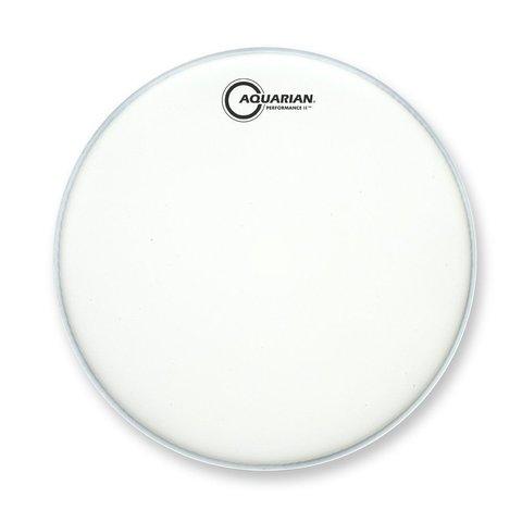 "Aquarian Performance II Series Texture Coated 14"" (2-Ply) Drumhead"