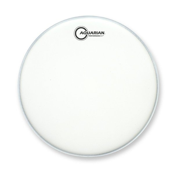 "Aquarian Aquarian Performance II Series Texture Coated 18"" (2-Ply) Bass Drumhead"