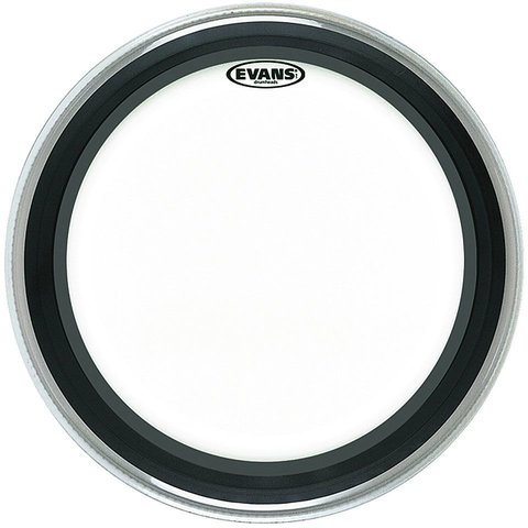 "Evans EMAD Clear 18"" Bass Drumhead"