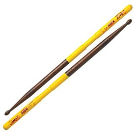 Zildjian Zildjian Artist Series Trilok Gurtu Rock Dip Wood Walnut Drumsticks