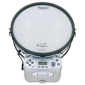 "Roland Roland RMP-12 Rhythm Coach / Marching Percussion - 12"" dual-trigger mesh V-Pad"