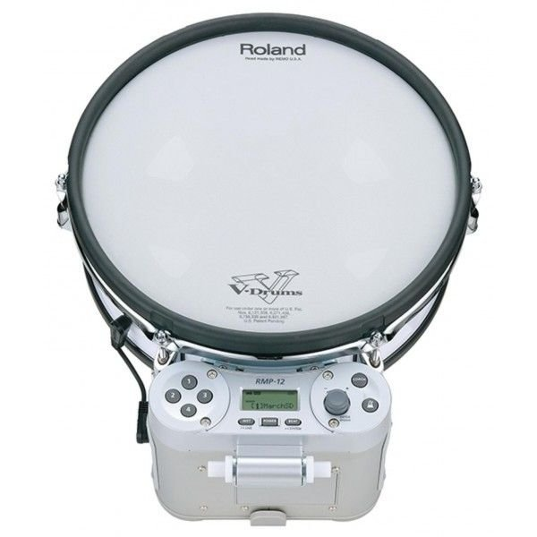 Roland Roland Rhythm Coach / Marching Percussion - 12 in. dual-trigger mesh V-Pad