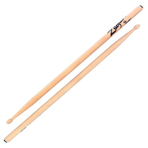 Zildjian 5A Anti-Vibe Series Wood Drumsticks