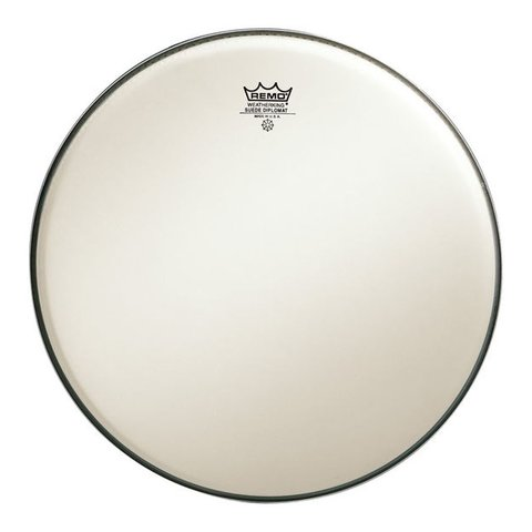 """Remo Suede Diplomat 8"""" Diameter Batter Drumhead"""