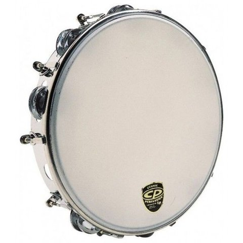 LP CP Tunable Metal Tambourine