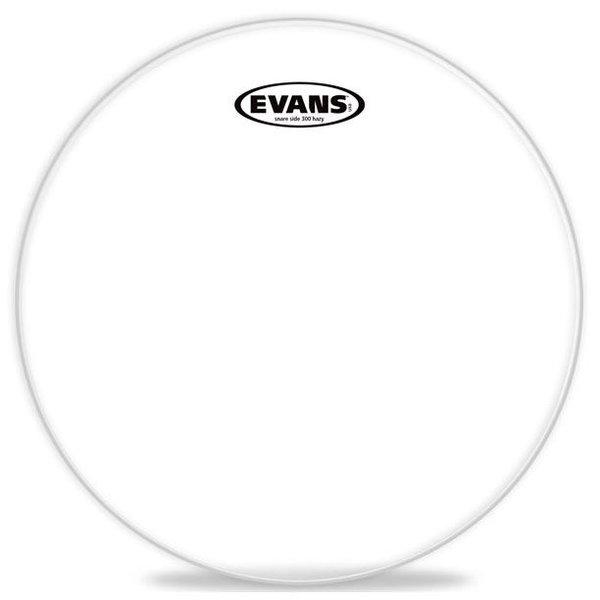 """Evans Evans Hazy 300 Snare Side 14"""" Drumhead"""
