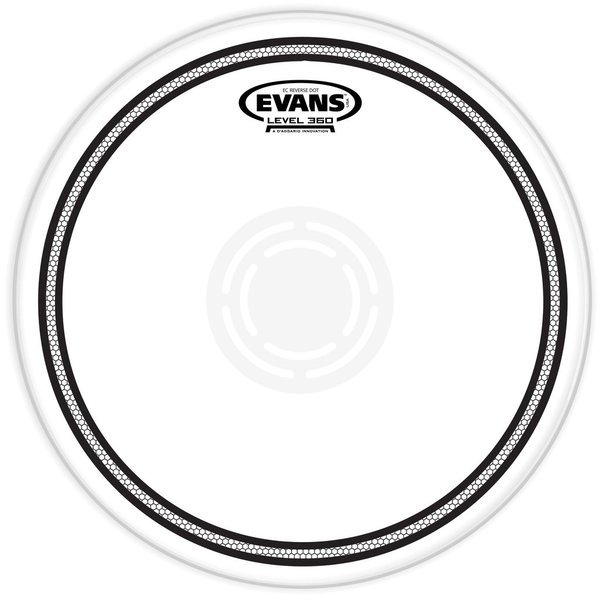 """Evans Evans EC2 Reverse Dot 12"""" Snare Drumhead"""