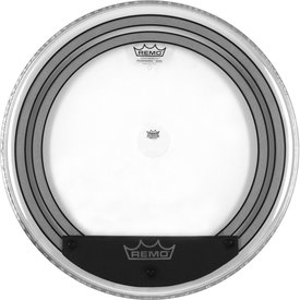 "Remo Remo Clear Powersonic 18"" Diameter Bass Drumhead"