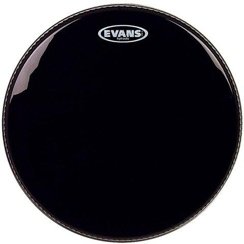"""Evans Hydraulic Black 22"""" Bass Drumhead"""