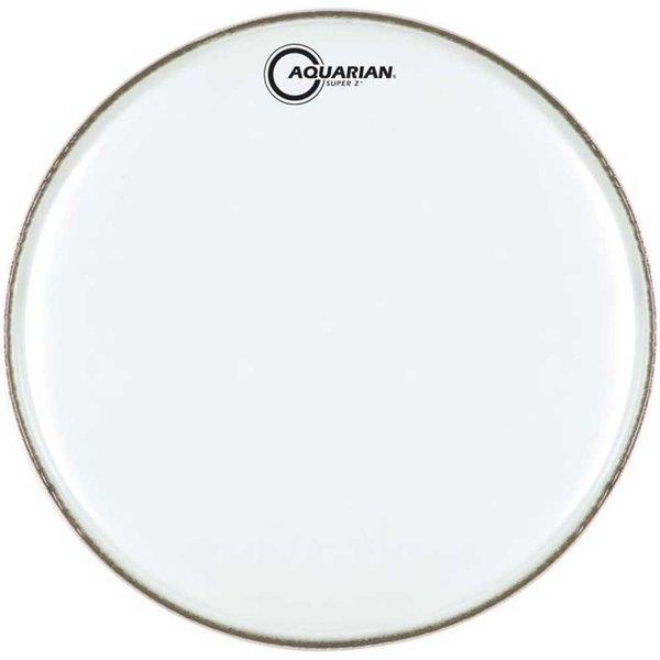 "Aquarian Aquarian Super-2 Series Texture Coated 16"" (2-Ply) Drumhead"