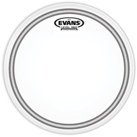 "Evans Evans EC2 Coated SST 12"" Tom Drumhead"