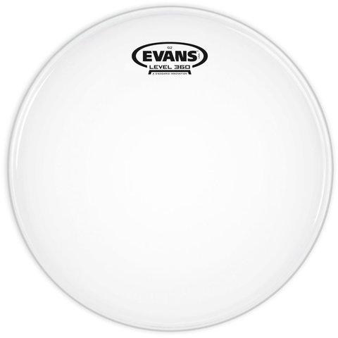 """Evans Genera G2 Coated 8"""" Drumhead"""