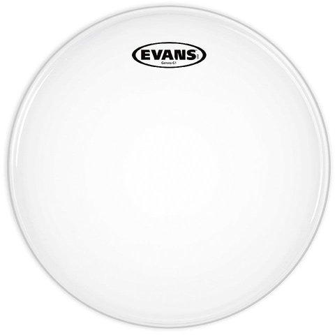 """Evans Genera G1 Coated 8"""" Drumhead"""