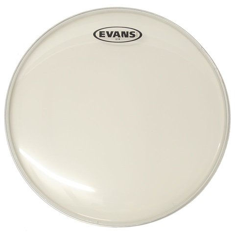"Evans G14 Clear 18"" Batter Tom Drumhead"