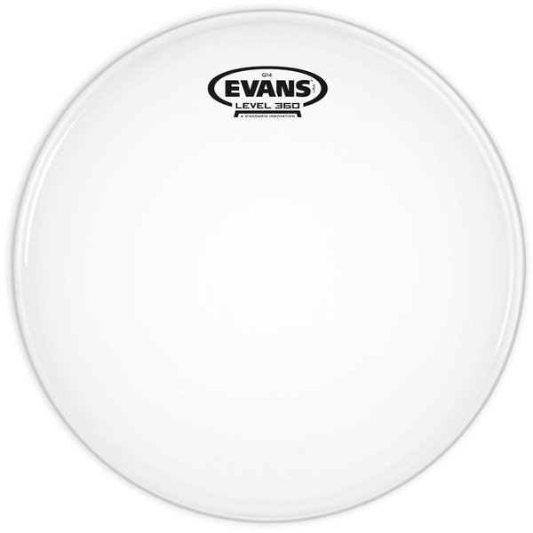 "Evans Evans G14 Coated 16"" Batter Tom Drumhead"
