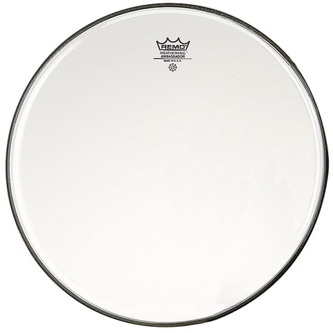 "Remo Clear Ambassador 16"" Diameter Batter Drumhead"