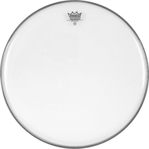 "Remo Clear Ambassador 18"" Diameter Bass Drumhead"
