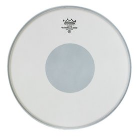 "Remo Remo Coated Controlled Sound 10"" Diameter Batter Drumhead - Black Dot on Bottom"