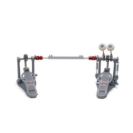 Ludwig Ludwig Atlas Pro Series Double Bass Drum Pedal with Rock Plate