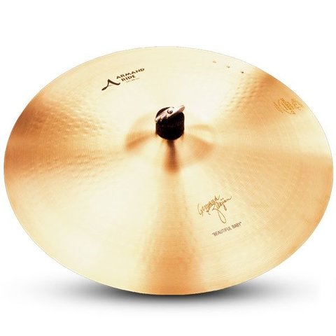 "Zildjian Armand Series 19"" Beautiful Baby Ride Cymbal"