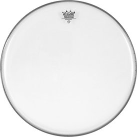 "Remo Remo Clear Ambassador 20"" Diameter Batter Drumhead *TOM COLLAR*"