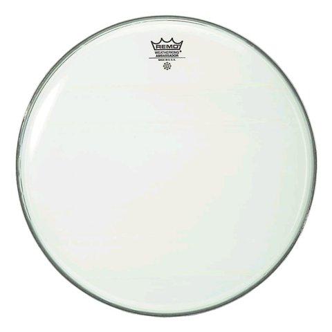 "Remo Smooth White Ambassador 8"" Diameter Batter Drumhead"