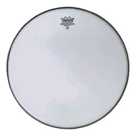 "Remo Suede Ambassador 10"" Diameter Batter Drumhead"