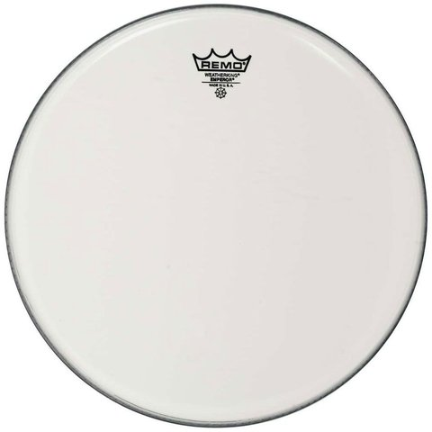 "Remo Coated Smooth White Emperor 22"" Diameter Bass Drumhead"