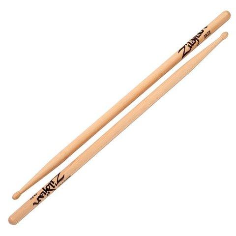 Zildjian Jazz Wood Natural Drumsticks