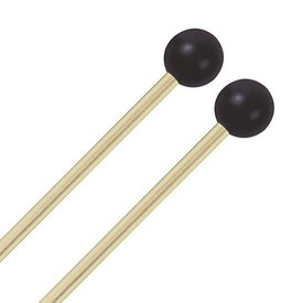 "Mike Balter Mike Balter 10B Unwound Series 14 1/4"" Extra Hard Phenolic Bell/Xylophone Mallets with Birch Handles"
