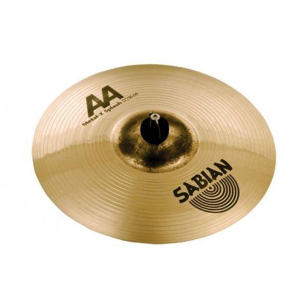 """Sabian Sabian AA 10"""" Metal X Splash Cymbal Brilliant"""