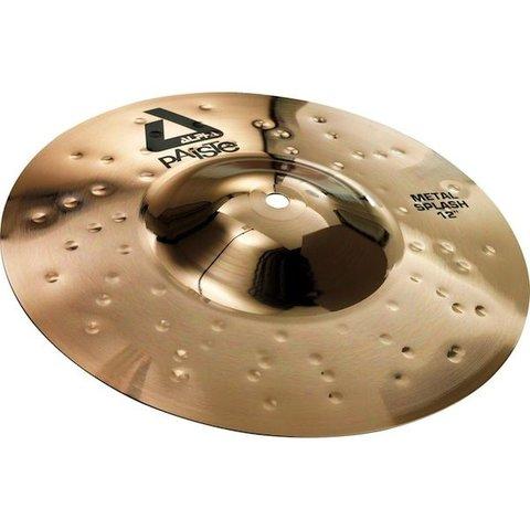 "Paiste Alpha 12"" 'B' Metal Splash Cymbal"