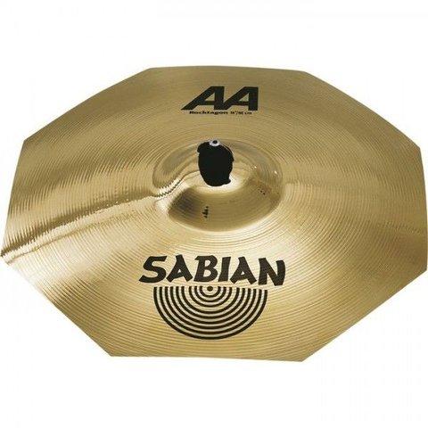 """Sabian AA 10"""" Rocktagon  Cymbal"""