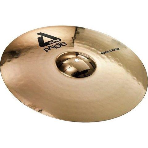 "Paiste Alpha 19"" 'B' Rock Crash Cymbal"