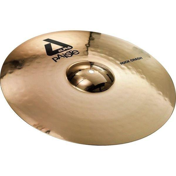 "Paiste Paiste Alpha 19"" 'B' Rock Crash Cymbal"