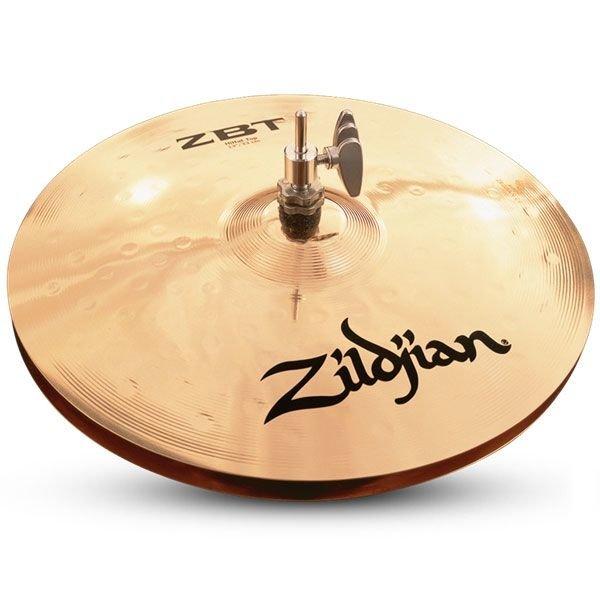 "Zildjian ZBT Series 14"" Hi Hat Cymbals"