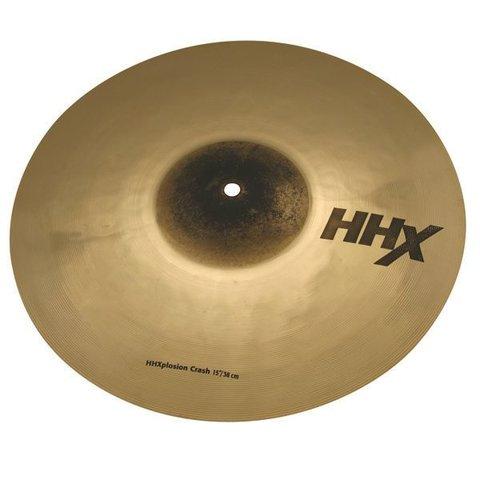 "Sabian HHX 15"" X-Plosion Crash Cymbal"