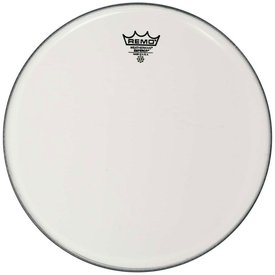 "Remo Remo Smooth White Emperor 12"" Diameter Batter Drumhead"