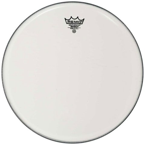 "Remo Smooth White Emperor 12"" Diameter Batter Drumhead"