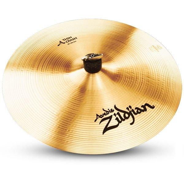 """Zildjian A Series 18"""" Thin Crash Cymbal"""