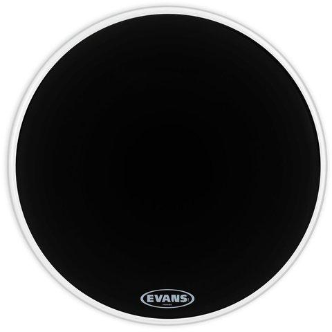 "Evans Resonant Black 18"" Bass Drumhead"