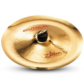"Zildjian FX Series 13"" Oriental China Trash Cymbal"