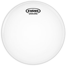"""Evans Evans G12 Coated White 16"""" Drumhead"""