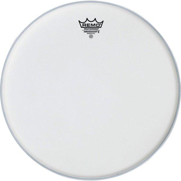 "Remo Remo Coated Ambassador X 13"" Diameter Batter Drumhead"