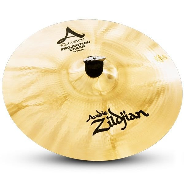 "Zildjian A Custom 16"" Projection Crash Cymbal"