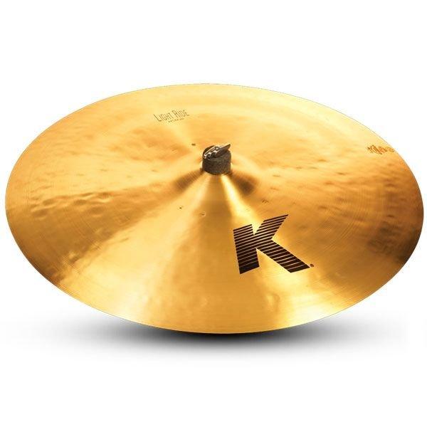 "Zildjian K Series 24"" Light Ride Cymbal"