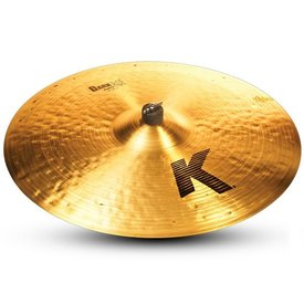 "Zildjian K Series 22"" Dark Medium Ride Cymbal"
